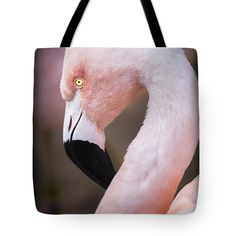 #flamingo #pink #tote #bag #wallart #prints