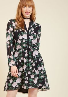 Adelaide by Day Shirt Dress
