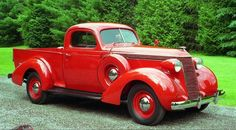 '37 Studebaker Express Coupe