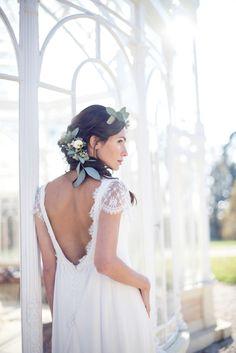 Robe Ambre. Robe de mariée bohème Elise Martimort. Collection Bohème Chic   elisemartimort  weddingdress  collection2017  boheme 40838250bd6