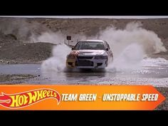 Team Hot Wheels: Team Green - Unstoppable Speed | Hot Wheels - YouTube