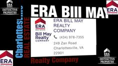 www.BillMayRealty.com 3 Bed 2 Bath Cottage Family Home For Sale in Charlottesville Albemarle County Virginia