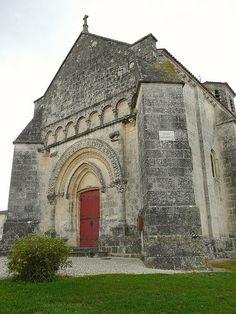 Eglise de Nieul les Saintes | par benalu41