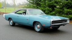 1970 Dodge Charger R/T 426 Hemi – The Legendary Mopar