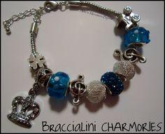 CHARMORIES Bracelets. €22.00, via Etsy.
