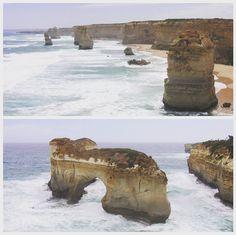 flashback 2007 - places to re-visit on my next oz-trip - part 2 #worldtravel #travel #gaytravel #australia #portcampbellnationalpark #greatoceanroad #twelveapostles #limestone #tourismvictoria by oliver_vienna