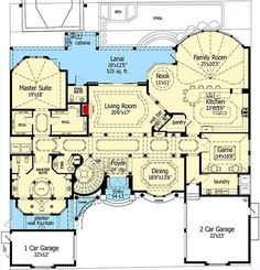 Best in Class in Two Versions - 31803DN | 1st Floor Master Suite, Butler Walk-in Pantry, CAD Available, European, Florida, Jack & Jill Bath, Luxury, Media-Game-Home Theater, Mediterranean, PDF, Photo Gallery, Premium Collection, Spanish | Architectural Designs