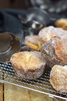 Muffnuts - Muffin Berliner - Muffin Dounts filled with Jam (4)