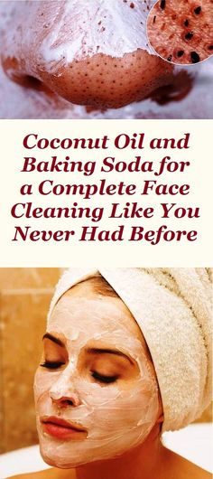 Coconut Oil and Baking Soda for a Complete Face Cleaning Like You Never Had Before How to Lose Weight on Face? Top 8 Exercises To Lose Weight In Your Face! Baking Soda For Cooking, Baking Powder For Cleaning, What Is Baking Soda, Baking Soda Beauty Uses, Baking Soda And Honey, Baking Soda Health, Baking Soda On Carpet, Baking Soda Baking Powder, Baking Soda Face
