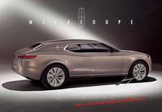 2014 Lincoln Mark Coupe concept