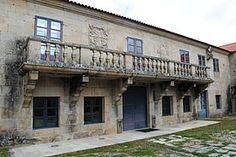 Pazo de Fontefiz, Galicia. Spain.