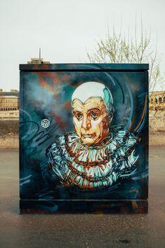 street wanderer #streetart