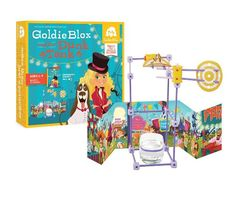 GoldieBlox and the Dunk Tank - Ages 4 and Up