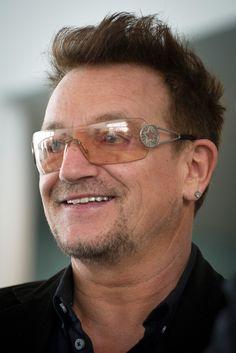Bono on April 8, 2013