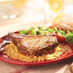 Our Most Popular Grilled Pork Chop Recipes - Pork - Recipe.com