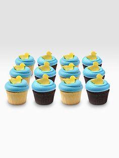 Georgetown Cupcake - Baby Boy Cupcakes