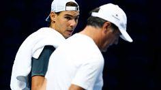 """Toni Nadal: """"Rafa Is A Better Player Now""""...: Toni Nadal: """"Rafa Is A Better Player Now"""" #RafaelNadal #Nadal #Nadal… #RafaelNadal #Nadal"""