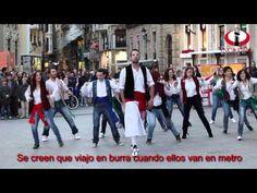 OFICIAL Murcianico Style Flashmob en Murcia Parodia Gangnam Style @ChemaRuizComico #MurcianicoStyle