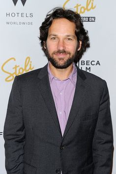 I'd marry Paul Rudd. And I'd marry his beard. Paul Rudd, Tribeca Film Festival, Good Doctor, Sexy Men, Hot Men, Celebrity Crush, A Good Man, Picture Photo, Actors & Actresses
