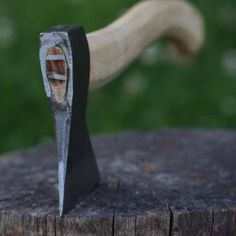 ... Wood Axe on Pinterest   Camping Axe, Wooden Toy Cars and Bushcraft