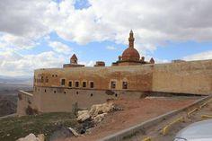 İshakpaşa Sarayı - Ağrı  Fotoğraf: Atabay Sağın