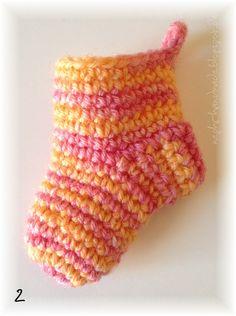 Schlüsselanhänger Socken