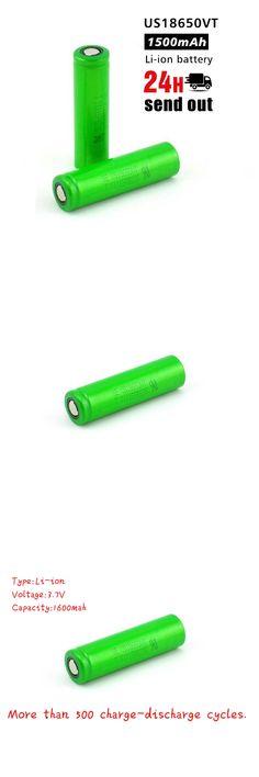 2-6pcs US18650VT 3.7V 1500mAh 20A 18650 Battery For Sony  Dicharge VT Rechargeable Battery Makita Tools Li-lon Battery