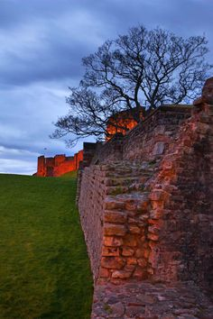 Carlisle Castle - Carlisle, Hadrian's Wall, Cumbria.