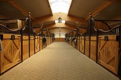 German stable with Laake stalls My stable would have these stalls