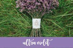 Ultra Violet: il colore 2018 di tendenza anche nel matrimonio! Sul sito, idee per usare il pantone Ultra Violet in nozze viola al risparmio