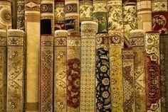 Persian carpets - exhibition in Malaysia