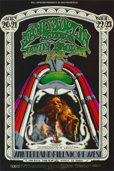 Janis Joplin, Savoy Brown at the Fillmore Winterland