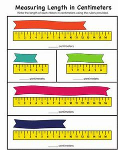 measuring school supplies centimeters school supplies 1st grade worksheets and world. Black Bedroom Furniture Sets. Home Design Ideas