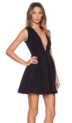 a06a31df3d Shop for AQ AQ Vicious Mini Dress in Black at REVOLVE.