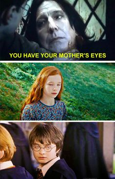 This comparison: | 17 Harry Potter Memes That Are So Dumb They're Great