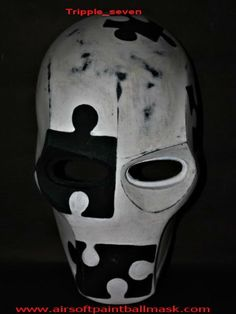 Army Of Two Airsoft Paintball Bb Softair Gun Prop Helmet Salem Costume Cosplay…