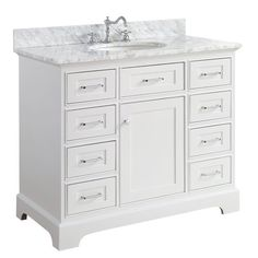"Found it at Joss & Main - Aria 42"" Single Bathroom Vanity Set"