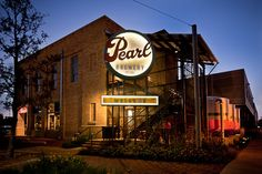 The Pearl Brewery is one of the coolest places you can visit in San Antonio. This brewery, established in 1883 and once home to Pabst beer, has recently been transformed from a historic brewery to a thriving multi-use space where you can eat, shop, learn, work and live. The Pearl is situated next to the recent Riverwalk expansion, so you can catch a tour boat or walk from the Pearl all the way downtown.