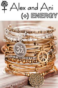 Alex and Ani bangles used to only be sold at their stores in Newport and Boston. Now they are sold at certain Paper Stores. They are made of recycled metals, mix in well with other bangles, and make the best gifts because you can keep adding to the collection!