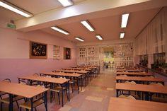 Szkolna pracownia w Bełchatowie oświetlona systemem Philips SchoolVision