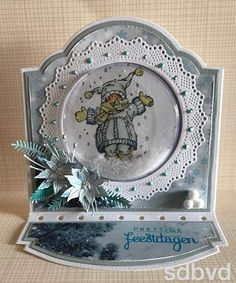 3d Paper Art, Christmas Cards, Xmas, Holiday Planner, Marianne Design, Studio Lighting, Pretty Cards, Homemade Cards, Doilies