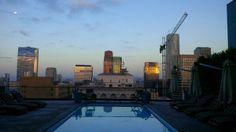 @Peter Macaulay- #todaysunrise Los Angeles