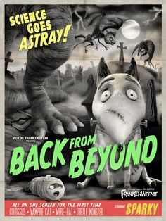 Back from the Beyond! (Frankenweenie)