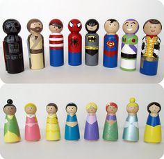 darling peg people my kids are getting these for christmas
