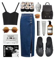 """bh 13"" by jesicacecillia ❤ liked on Polyvore featuring Retrò, rag & bone, Rodin Olio Lusso, Aesop and GHD"