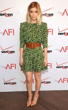 Kate Mara in Michael Kors 2014.
