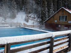 Elkhorn Hot Springs Dillon Montana Been here many times! It is spectacular!