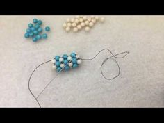 PRAW demo--Beginner's video- Lefthand Beading - Hi Fellow beaders,I have a PRAW demo video for you today. Jewelry Making Tutorials, Beading Tutorials, Beading Patterns, Needle Tatting Tutorial, Beaded Bracelets Tutorial, Right Angle Weave, Bead Crochet Rope, Beaded Jewelry Designs, Beaded Jewelry