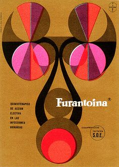 furantoina ad: a very lovely design for a urinary anti-infective agent