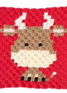 zoodiacs-ox-c2c-crochet-1                                                                                                                                                                                 More
